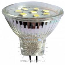LM377 Лампа Lemanso св-ая  MR11 3W 750LM 6500K/4500