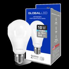 LED ЛАМПА GLOBAL A60 10W ЯРКИЙ СВЕТ E27 (1-GBL-164)
