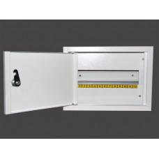 Щит распределительный на 12 автоматов (наружный/внутренний).