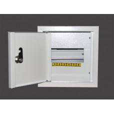 Щит распределительный на 6 автоматов (наружный/внутренний).