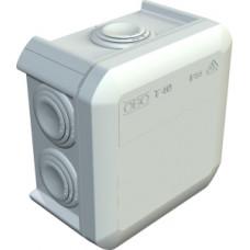 Распределительная коробка OBO T 40 F 2007320 термостойкая.