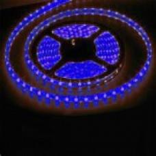 Светодиодная лента Smd 3528, 60 Led/м, 4.8W/м, 12V, IP33, свет синий