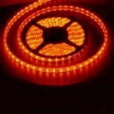 Светодиодная лента Smd 3528, 60 Led/м, 4.8W/м, 12V, IP33, свет красный