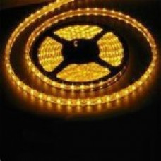 Светодиодная лента Smd 3528, 60 Led/м, 4.8W/м, 12V, IP33, свет желтый